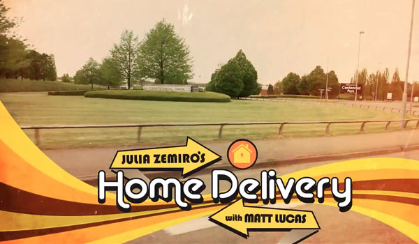 JULIA ZEMIRO HOME DELIVERY SEASONS 2&3