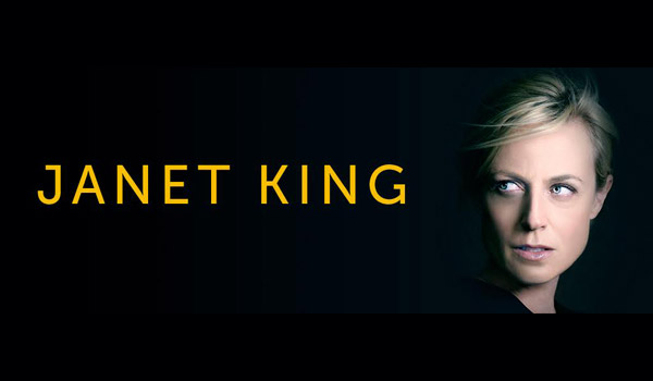 JANET KING: The Invisible Wound